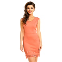 Dress Lucce LC-6011 apricot 5 pieces