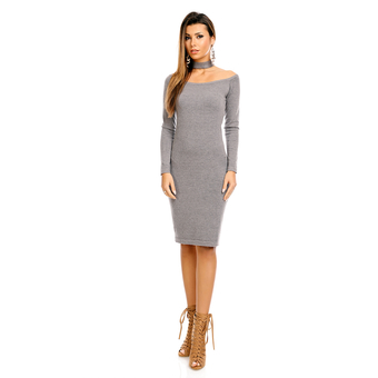 Dress SHK K40 Grau - One Size