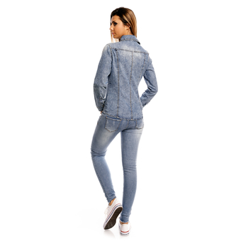 Shirt Jeans Symphonia HP001 Blue