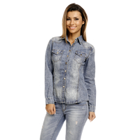 Shirt Jeans Symphonia HP001 Blue XL