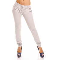 Pants Urban Surface D6255Z61127H Light Grey S