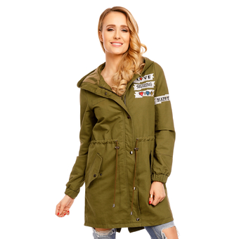 Jacket Osley NK3050 Olive