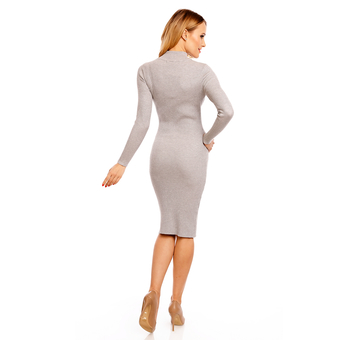 Dress Lely Wood T6018 - One Size