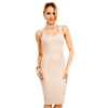 Kleid Lely Wood T6037 Beige - One Size