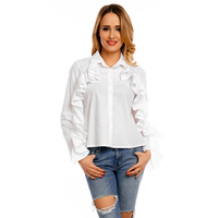 Shirt SHK X90 White L/XL