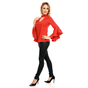 Top Long Sleeve SHK H1069