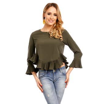 Top Long Sleeve SHK H1066