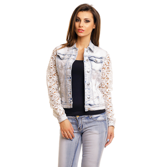 Jacket Jeans Realty FY2147-6 Blue