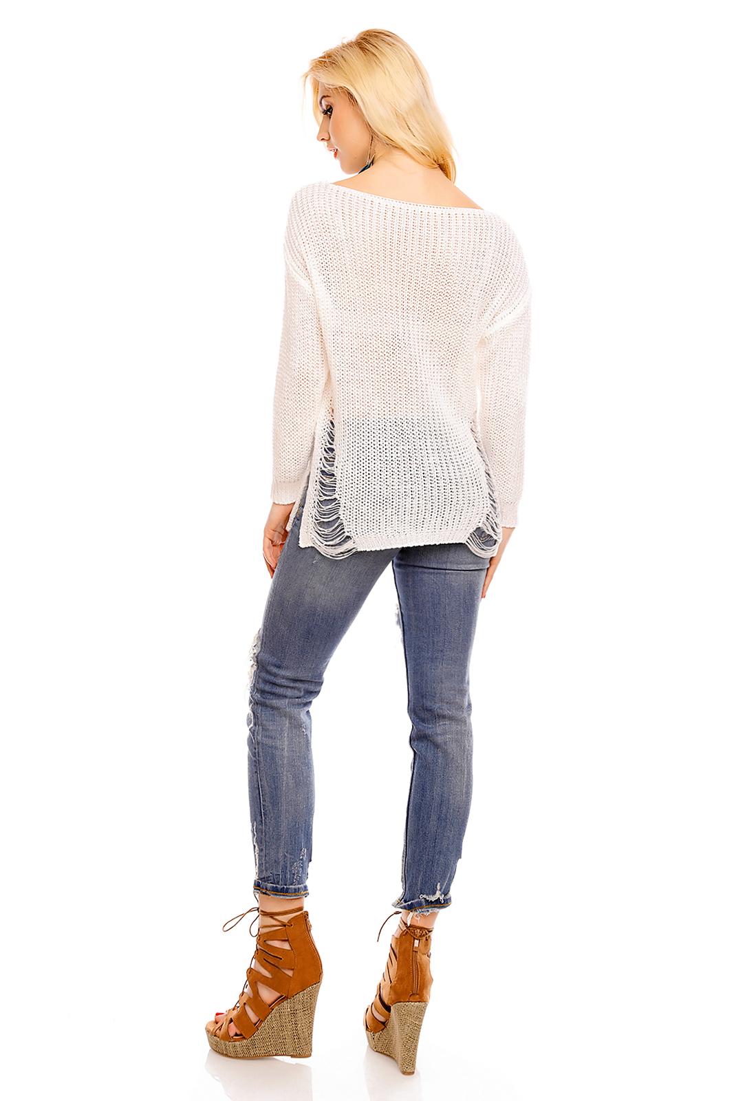 Pullover V F Moda 1705 One Size