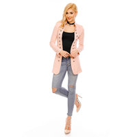 Blazer/Jacket 6062  Light Pink S