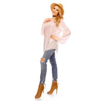 Top Long Sleeve Fabio 8598 - One Size