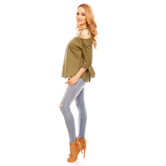 Top Long Sleeve Eight Paris EP15456