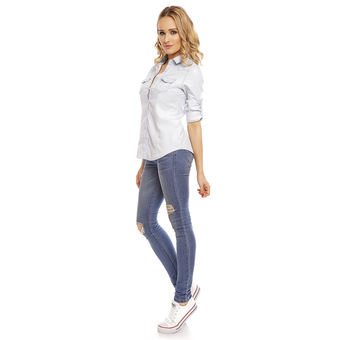 Shirt Jeans Simply Chic 5305 Light Blue