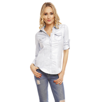 Shirt Jeans Simply Chic 5305 Light Blue M