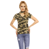 Shirt Best Emilie ZCH-180 Army S/M