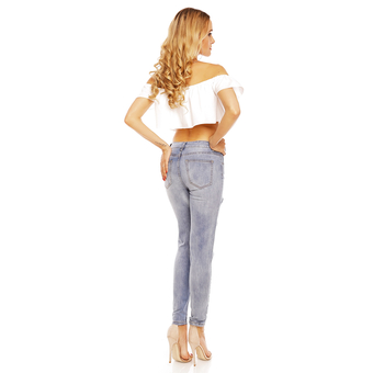 Pants  Jeans See See E12 Blue
