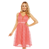 Kleid Charms M-8132 Lachs S