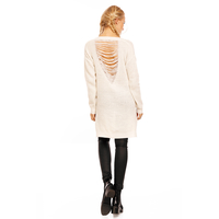 Pullover Emma Ashley PU9001 Cream - One Size