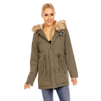 Jacke Sublevel D7210A44386A Olive M