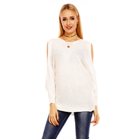 Pullover Bisous Project S564 Cream
