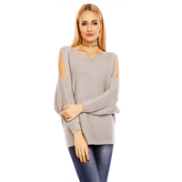 Pullover Bisous Project S564 Grey - One Size