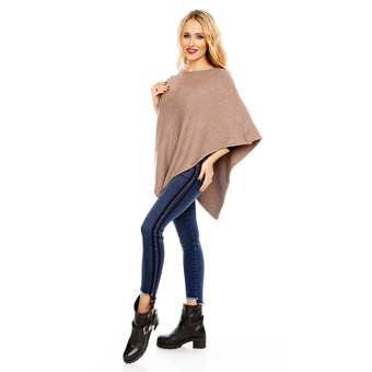 Poncho Miss D 1813 - One Size