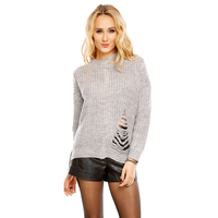 Pullover Osley PL3597 Grey  - One Size