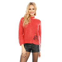 Pullover Osley PL3597 Red  - One Size