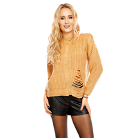 Pullover Osley PL3597 Mustard  - One Size