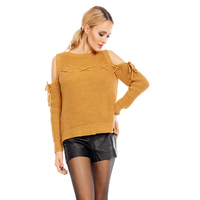 Pullover Miss Eleven IMP1002 Senf - One Size
