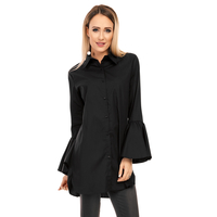 Shirt Luzabelle 8063 Black L/XL