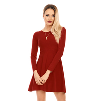 Dress Moodys L6725.8-1 Bordeaux - One Size