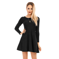 Dress Moodys L6725.8-1 Black - One Size