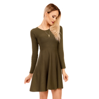 Dress Moodys L6725.8-1 Khaki - One Size