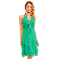 Dress Mayaadi HS-310A Green M