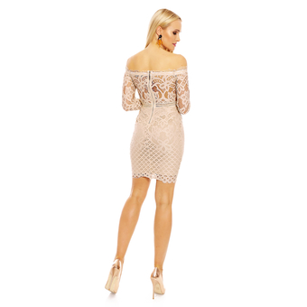 Kleid In Vogue V2176