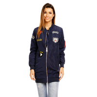 Jacket SHK H1003-1 Dark Blue L
