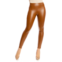 Leggins Leder Optik Jophy Co 9807 Camel S